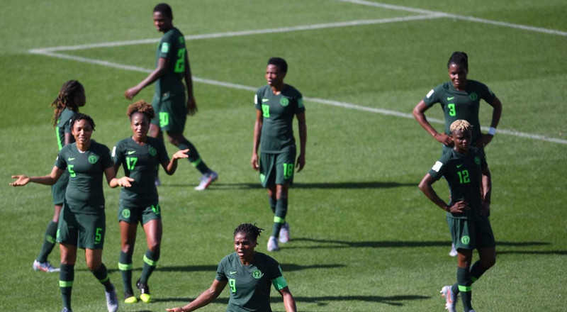 NFF deny owing Super Falcons as players end sit-in protest at hotel in France after an all-night meeting
