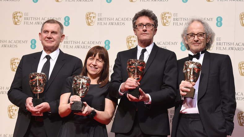 """– Dostałem kiedyś Baftę dla najlepszego debiutanta, potem za najlepszy film brytyjski, a teraz za zagraniczny. To może pomińmy dalsze formalności i dajcie mi nagrodę za globalne osiągnięcia życiowe... – żartował twórca """"Idy"""", dziękując swojej ekipie – w tym współscenarzystce, Rebece Lenkiewicz, współpracownikom w Polsce i nominowanemu również do BAFTY autorowi zdjęć, Łukaszowi Żalowi"""