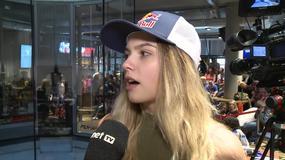 Maja Kuczyńska: dziewczyna, która osiągnęła mistrzostwo w lataniu w tunelu