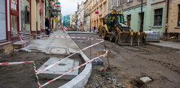 Sprawdzali przebudowę Wrocławskiej