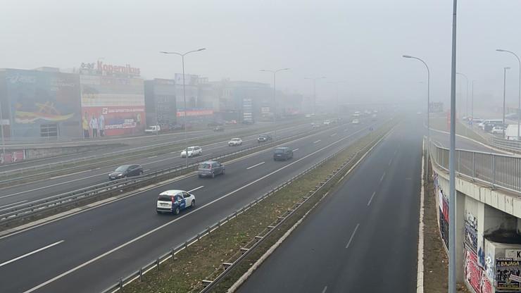 Beograd magla decembar