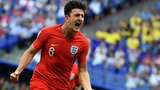 """""""Zemsta"""" Maguire'a. Anglia melduje się w półfinale!"""