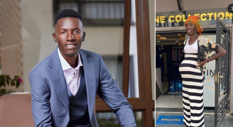 Steve Mayau Dreamchaser alias Mtumba Man speaks to Pulse Live after his Live went viral, clarifies on deal with Devine Collections