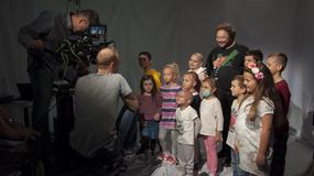 Mietek Szcześniak nagrał teledysk z dziećmi chorymi na raka