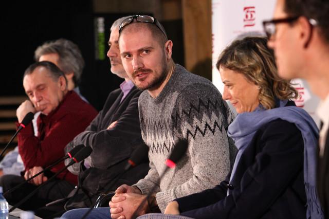 Vladimir Tabašević na dodeli NIN-ove nagrade