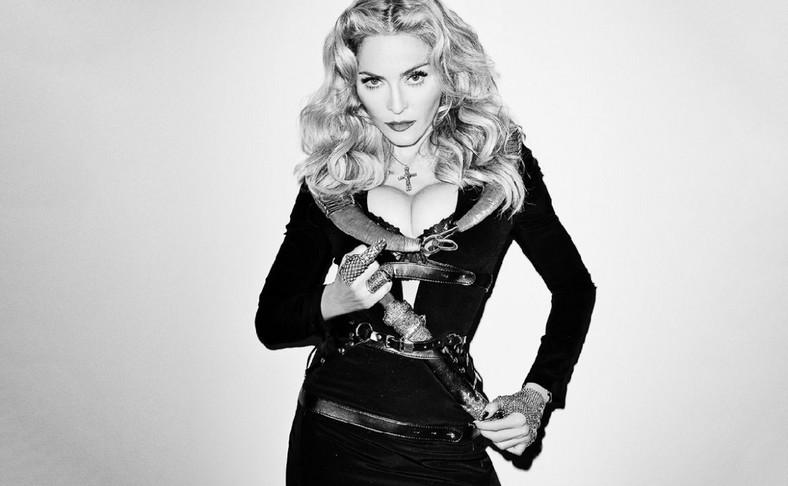 Madonna w obiektywie Terry'ego Richardsona