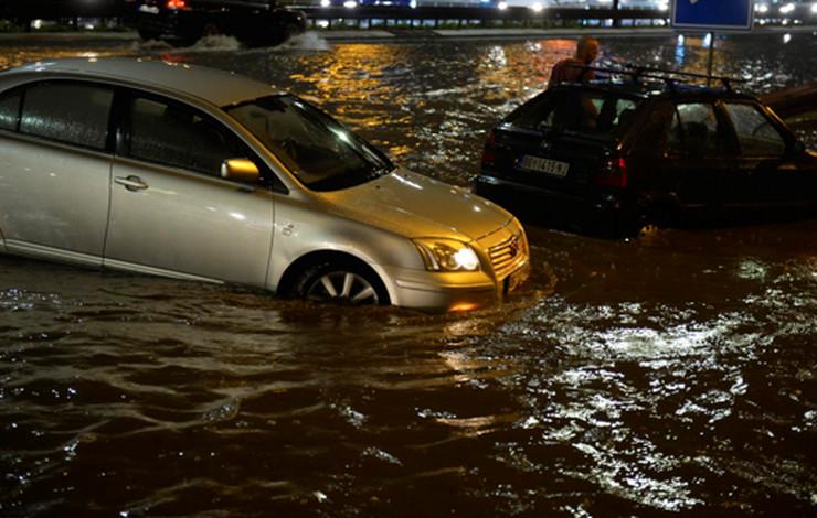 Poplave u Beogradu
