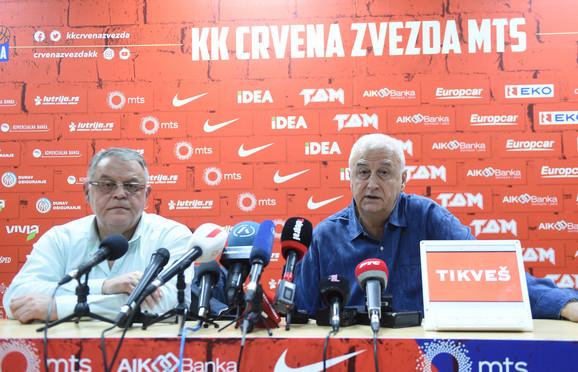 Nebojša Čović i Dragan Šakota
