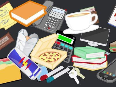 Oto dlaczego bałagan na biurku sprzyja twojej produktywności