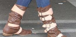 Ho, ho... Blair ma niezłe buty