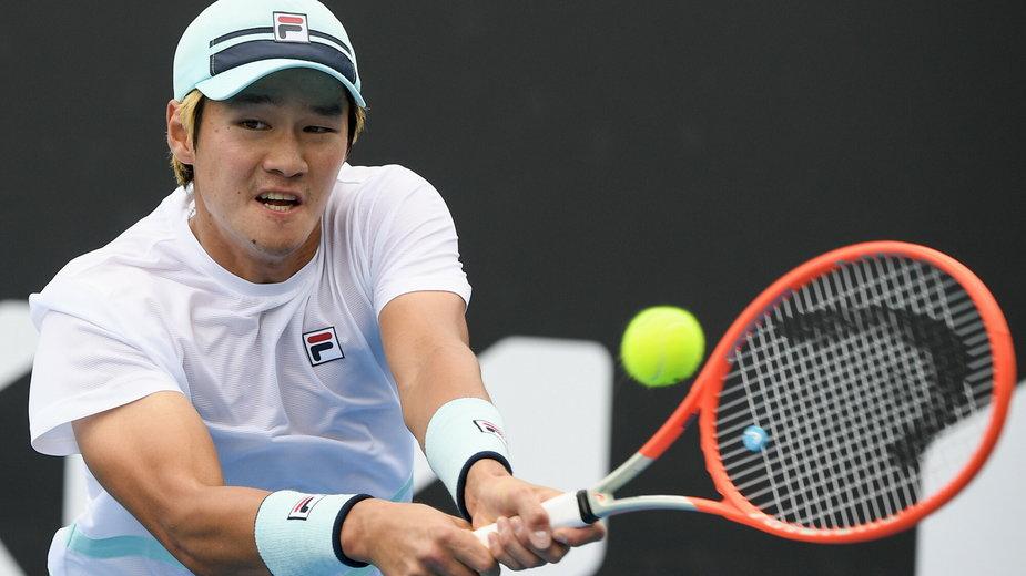 Soonwoo Kwon fot. AP/Associated Press/East News