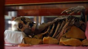 2500-letnie mumie zaczęły się rozkładać, bo w muzeum odcięto prąd