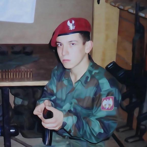 Priznao četvorostruko ubistvo: Davor Pernić
