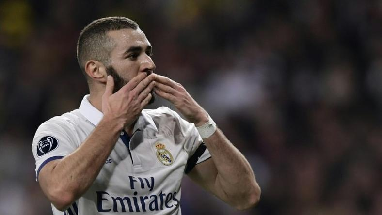 Real Madrid's French forward Karim Benzema is suspected of acting as an intermediary between the presumed blackmailers including one of his childhood friends and Lyon midfielder Mathieu Valbuena