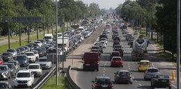 Kierowcy w Warszawie wściekli