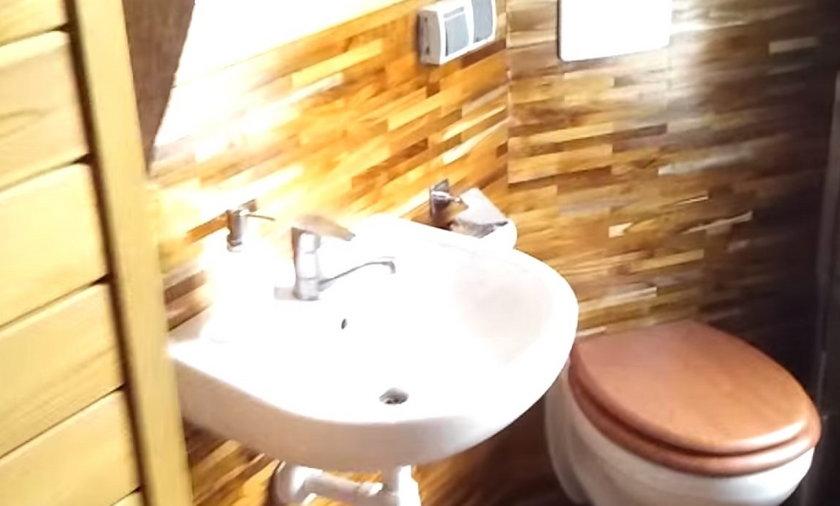 Toaleta na Wieży Mariackiej