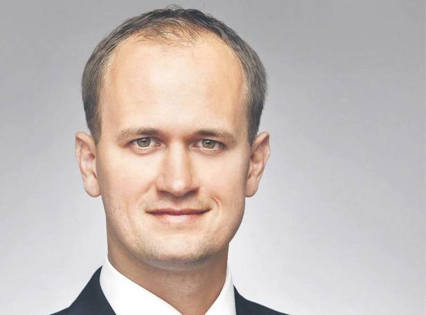 Łukasz Czernicki, główny ekonomista Ministerstwa Finansów.