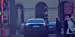 Prezes Legii jeździ autem za milion złotych!