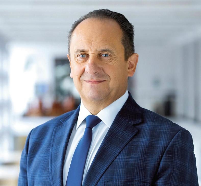 Andrzej Gut-Mostowy, wiceminister rozwoju.