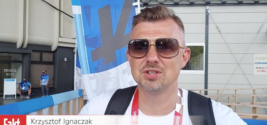 Korespondencja prosto z Tokio: Igła liczy, że Polacy odpalą jak diesel!