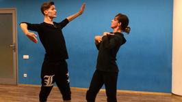 """""""Taniec z gwiazdami 6"""": Ewa Błachnio i Jacek Jeschke trenują taniec, który nie ma barier"""