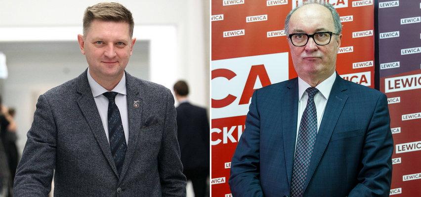 """Rozenek będzie walczył z Czarzastym o fotel szefa Nowej Lewicy. """"Obawiam się, że szef partii go zawiesi"""""""