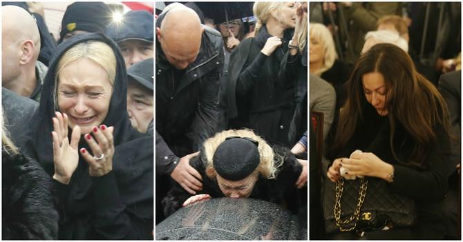 Najpotresnije slike sa komemoracije i sahrane Šabana Šaulića