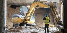 Raport z budowy metra