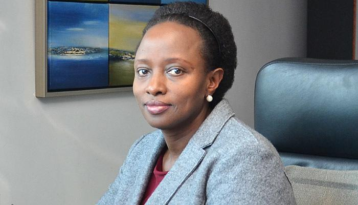 Hope Murera, CEO and Managing Director at Zep-Re (PTA Reinsurance Company).