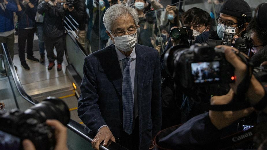 Hongkong: Pionier ruchu demokratycznego Martin Lee skazany na 15 miesięcy więzienia