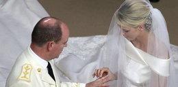 Ślub księcia Monako. Suknia panny młodej...