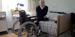 Uczył historii w najlepszym liceum w Polsce. Stracił dom i obie nogi