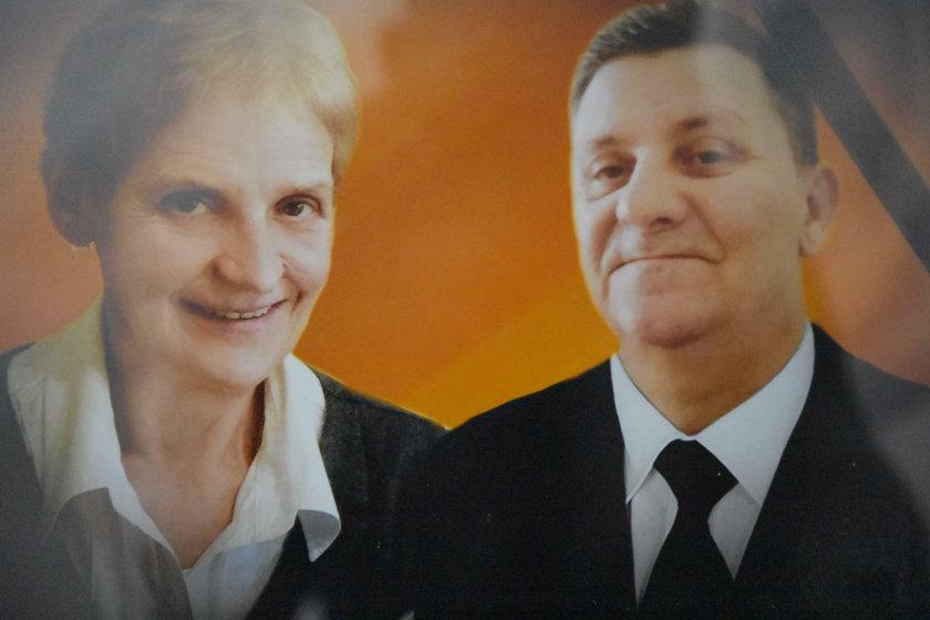 Elżbieta i Mirosław Zembrzyccy