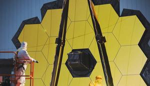 A NASA advisor has quit after the agency decided to keep the name of James Webb space telescope.