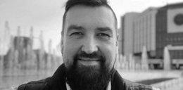 Nagła śmierć dziennikarza. Daniel Groszewski miał 41 lat