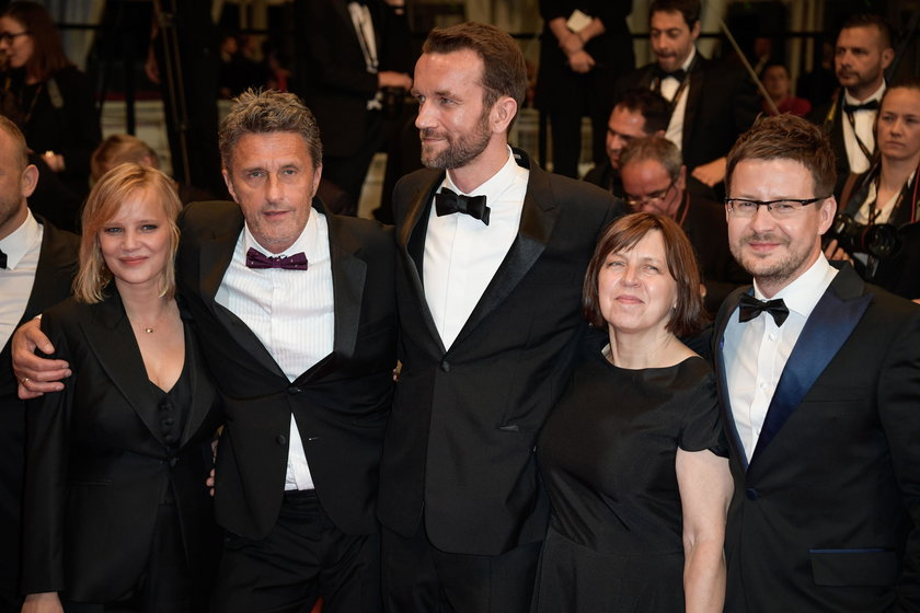 """Obsada """"Zimnej wojny"""" w Cannes"""