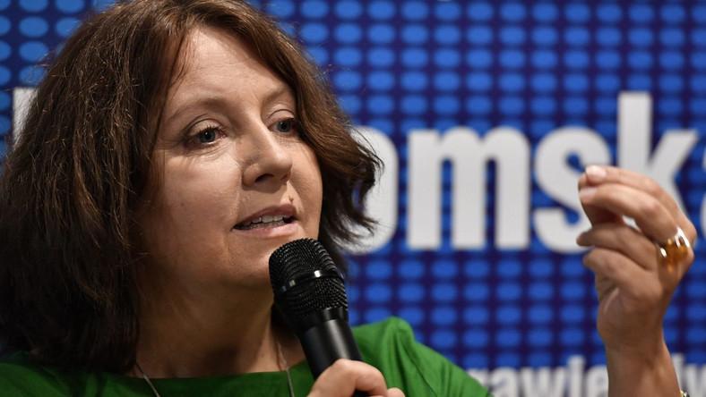 Posłanka PiS Joanna Lichocka