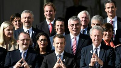 Macron to boost Paris bid at Lima vote