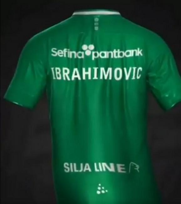 Dres koji je objavio Ibrahimović