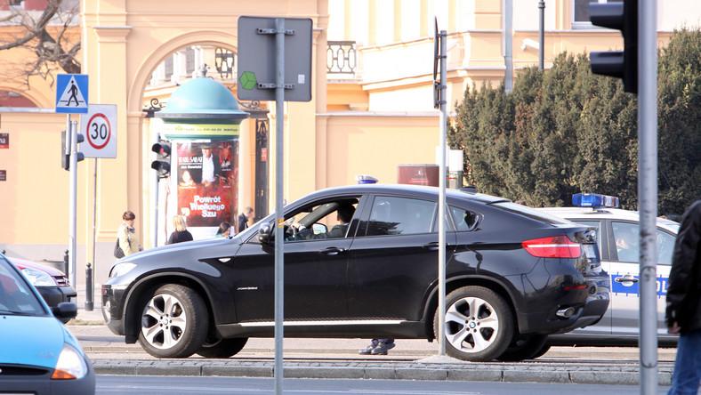 BMW Marcina Dubienieckiego
