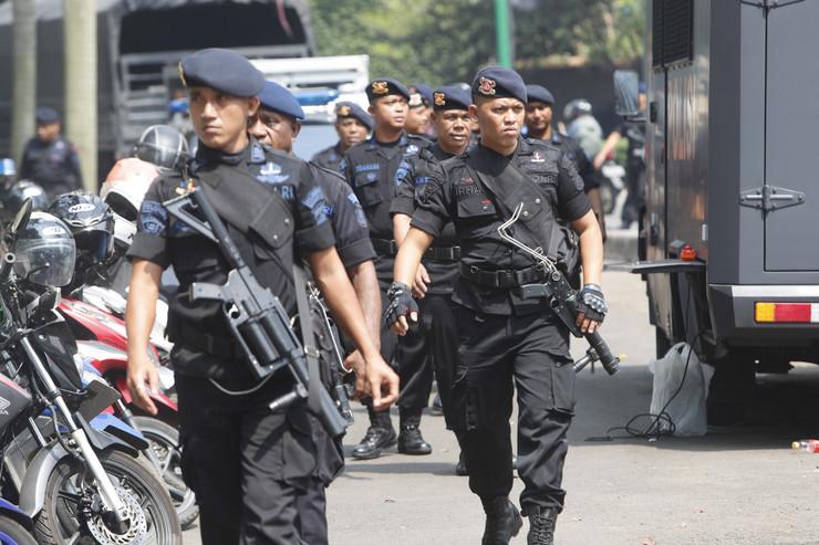 Indonezija vojska EPA ADI WEDA