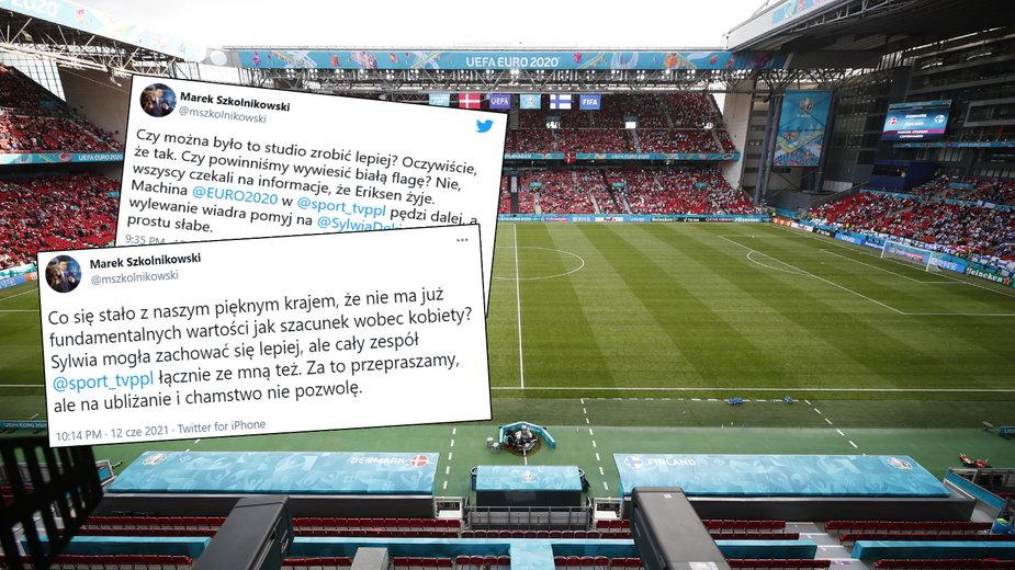Burza w sieci po zachowaniu TVP Sport