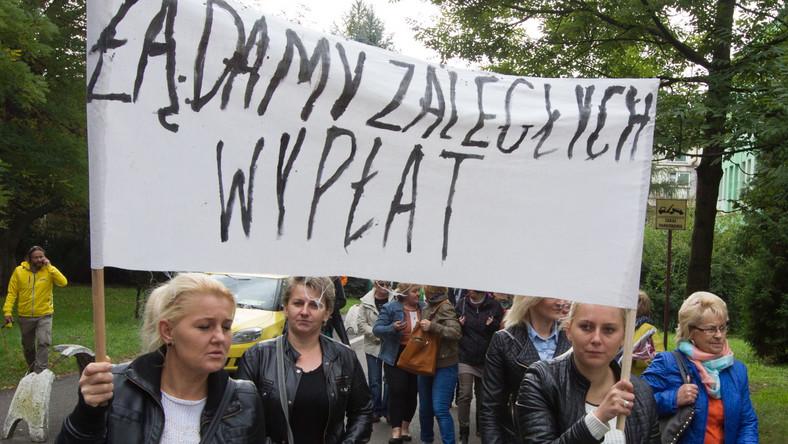 Kopacz rozmawiała o sytuacji górniczych rodzin z wojewodą śląskim