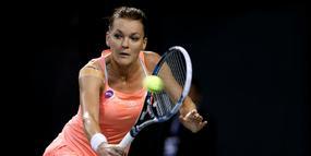 WTA w Wuhan: Agnieszka Radwańska pewnie ograła Jekaterinę Makarową