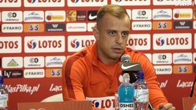 Grosicki: W Rumunii pokazaliśmy, że jesteśmy mocni!