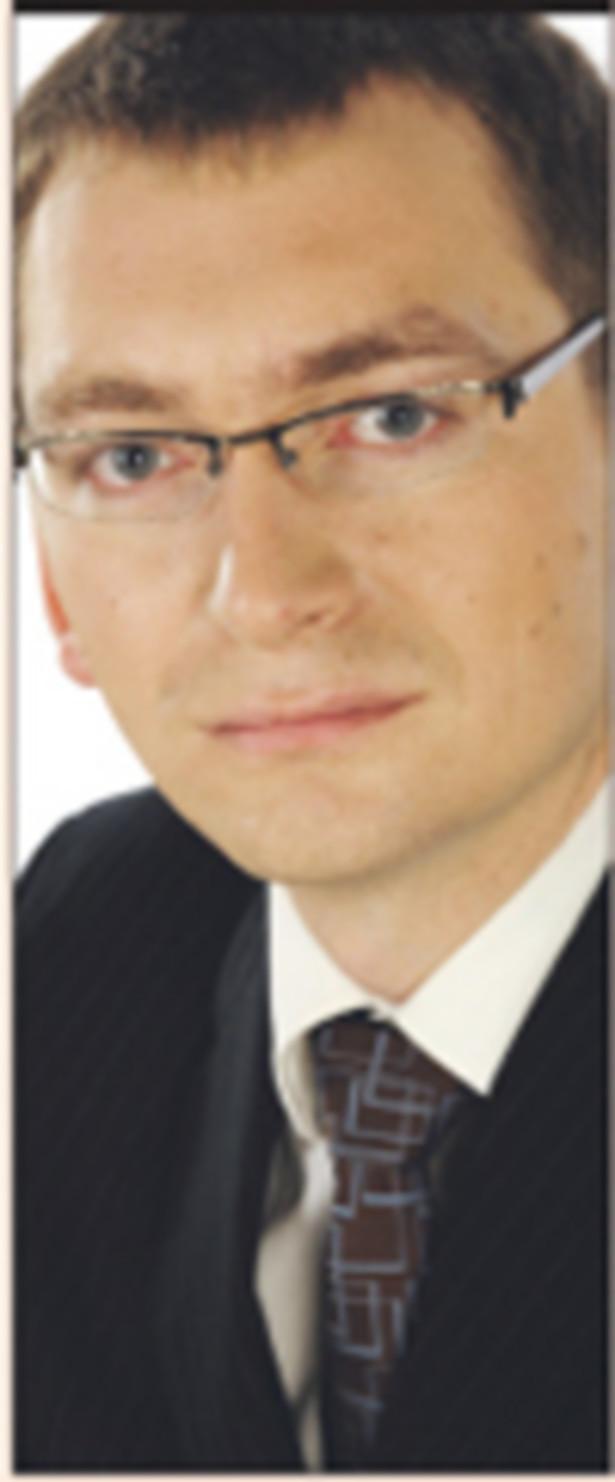Andrzej Springer, radca prawny z Kancelarii prawnej Grynhoff Woźny Maliński