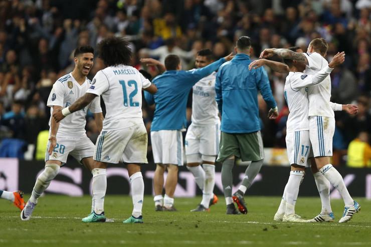 FK Real Madrid, FK Bajern Minhen