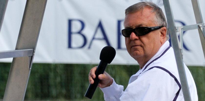 O rany! On NAPRAWDĘ powiedział to w telewizji podczas igrzysk. Nie wiedział, że ma włączony mikrofon... A teraz wstyd na cały świat