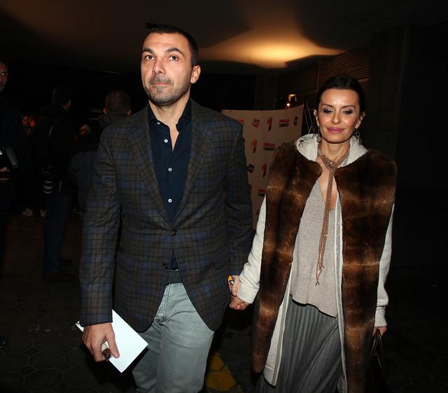 Jugoslav i Elena Karić
