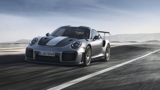 Porsche 911 GT2 RS - widowmaker powraca